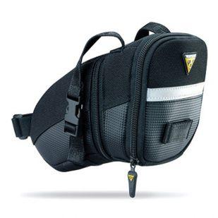 Zadeltas Aero Wedge Pack M Strap