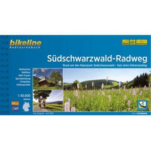 Sudschwarzwald Radweg Bikeline Fietsgids