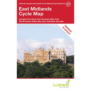 21. East Midlands Cycle Map