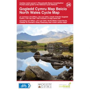 24. North Wales Cycle Map !