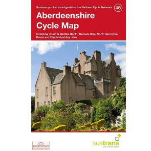 45. Aberdeenshire Cycle Map