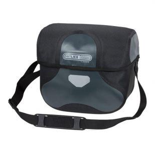 Ultimate 6 L Classic stuurtas- Asfalt/Zwart