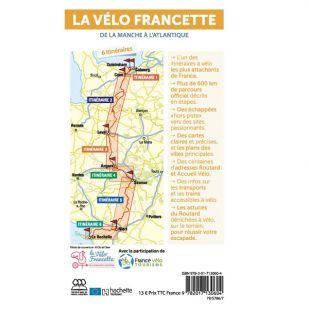 A - Routard - La Vélo Francette - De la Manche à l'Atlantique