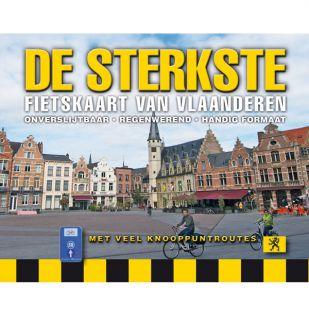 A - De Sterkste Fietskaart van Vlaanderen