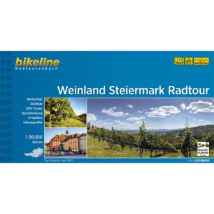 Weinland Steiermark Radtour Bikeline Fietsgids !