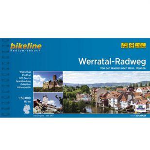 Werratal Radweg Bikeline Fietsgids