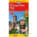 ADFC 17 Thuringer Wald/Rhon !