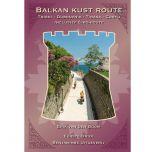 Fietsgids Balkan Kust route - 2021