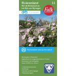 Fietskaart 11 Rivierenland (druk 2020)