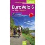 Eurovelo 6 - Basel - Nevers
