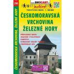 Shocart nr. 210 - Ceskomoravska vrchovina