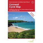 1. Cornwall Cycle Map
