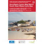 13. South West Wales Cycle Map